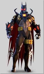"How to Create a DC: ""Azrael Batman"" Costume"