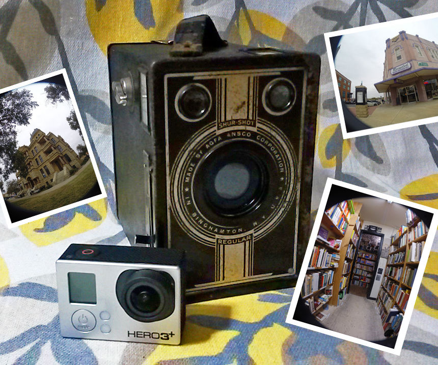 Antique Digital Camera