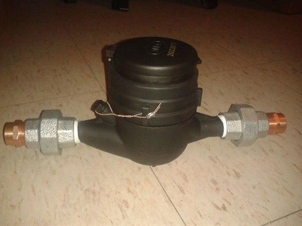Water Meter Installation Procedure