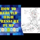 How to Rebuild High Pressure Diesel Pump