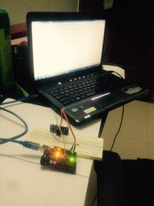 Result Using Serial Monitor