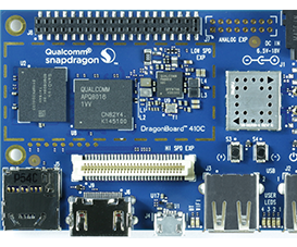 AWS IoT + DragonBoard