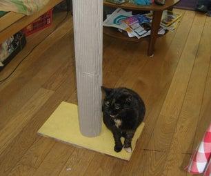 Super Budget Cat Scratch Post