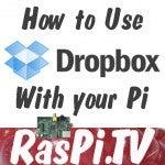 Set-up the Dropbox Uploader