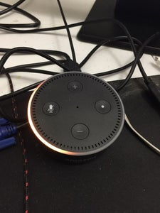 Connecting Your Echo to Wifi