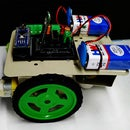 Smart Phone Control Arduino Robot