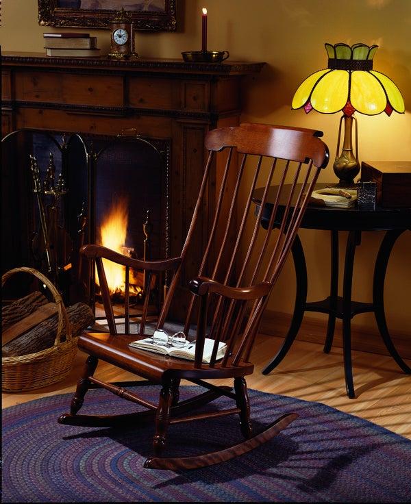 Refinish an Antique Rocking Chair