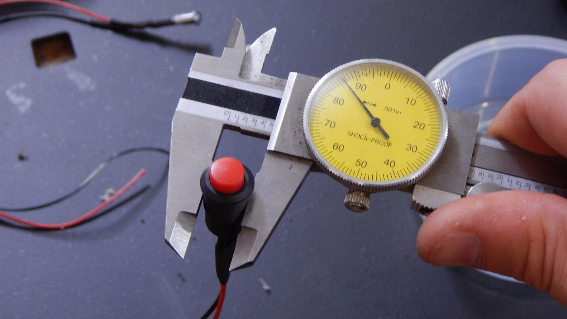 Modifying the Base for the Control Components