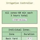 ESP8266 Irrigation Controller / Echo Alexa integration