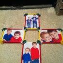 K'nex collage photo frame
