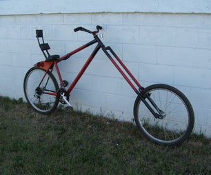 Mountain Lion Chopper Bicycle