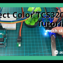 How to Use Detect Color TCS3200 With SkiiiD