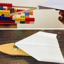 Easy Paper Airplane Launchers (3 Types of Launchers!)