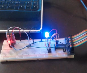 Controlling an RGB LED With the HC-06 Bluetooth Module Using Android OS(Arduino)