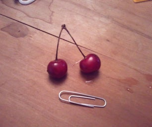 Cheater Cherry Pitter