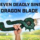 Seven Deadly Sins Meliodas' Dragon Handle Sword