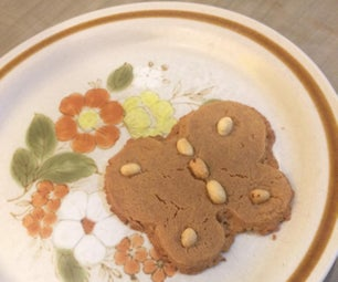 Peanut Butterfly Cookies - Gluten and Dairy Free