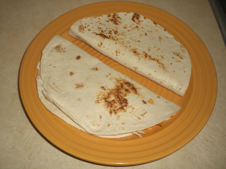 Taco Bell Quesadillas!!!