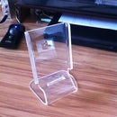How to make Acrylic iPhone Stand