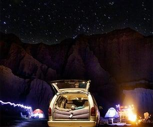 Creating Nighttime Photos