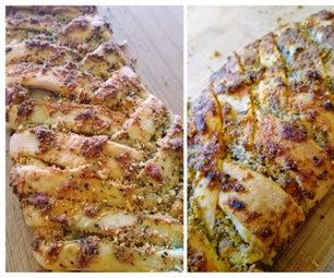 披萨辫子:酵母与经典