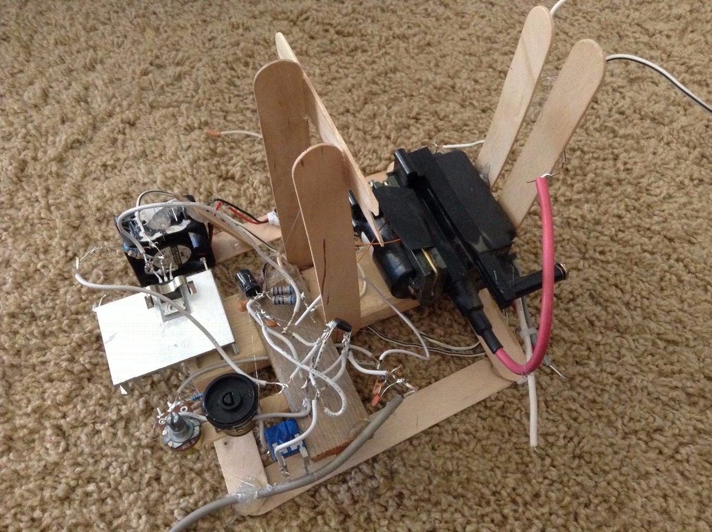 Plasma Speaker DIY