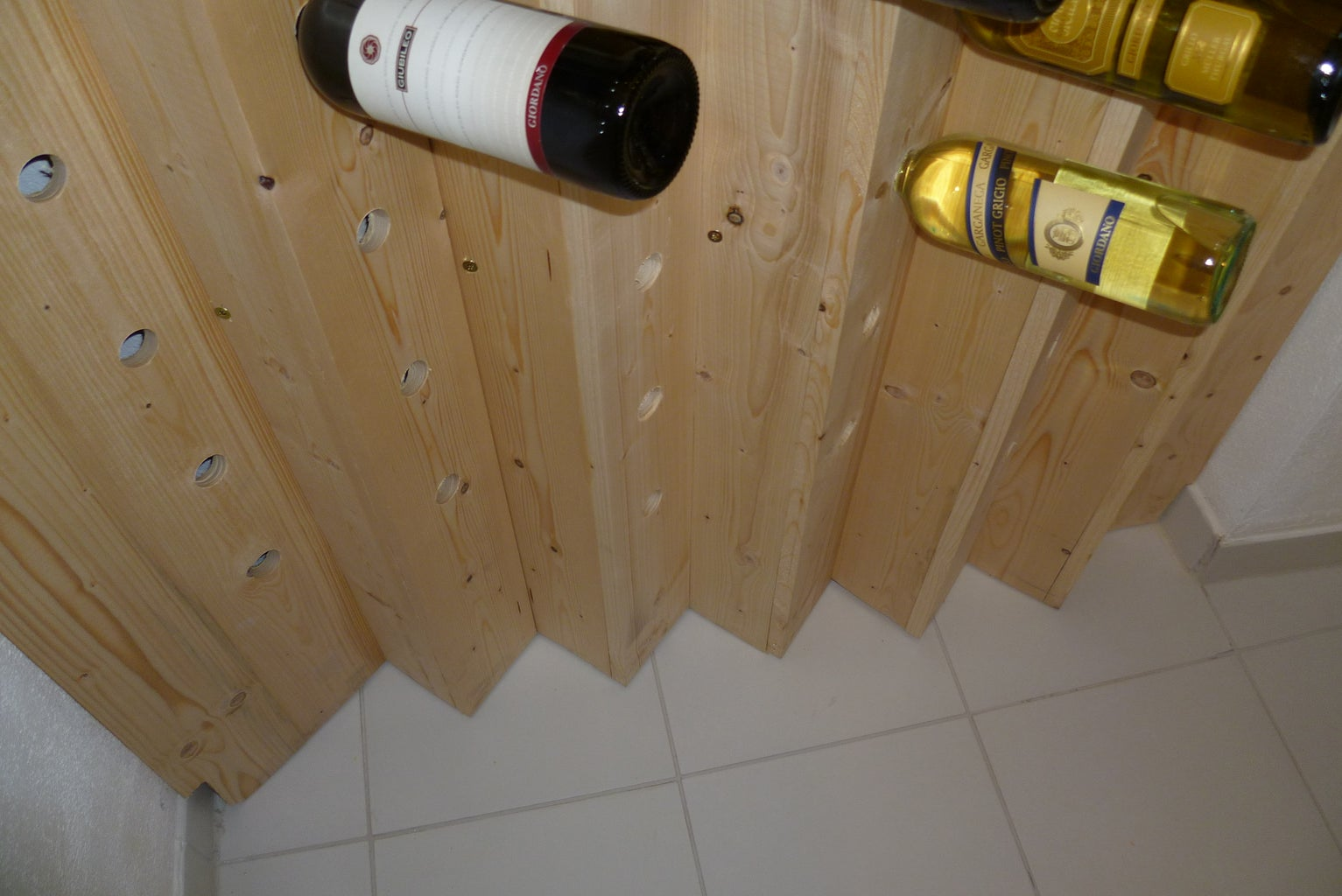 Line Up the Laths
