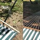 Re-String a Hammock With a Spreader Bar