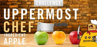 Uppermost Chef: Apples Challenge