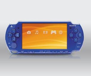 PSP Stopwatch