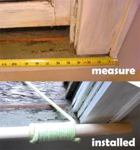 Measure Twice...