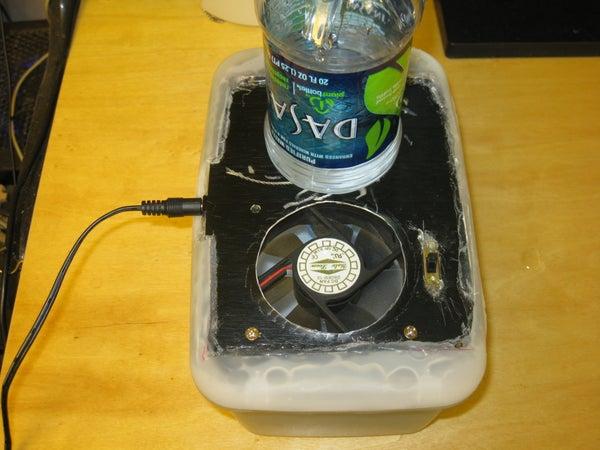 Desktop Humidifier Prototype