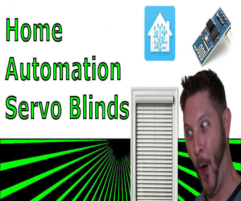 Home Automation - Smart Blinds