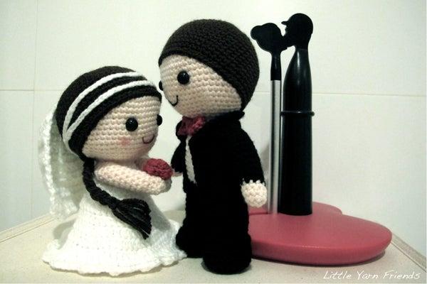 Lil' Wedding Dolls