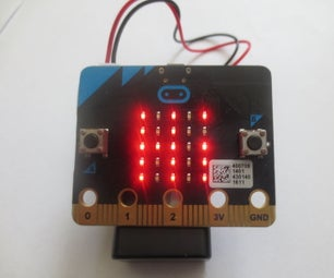 Using a Micro:bit for the First Time