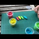Augmented Reality Boats From Modeling Clay Boats