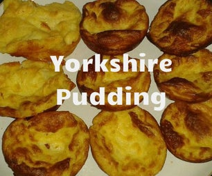 Yorkshire Puddings - Your Way