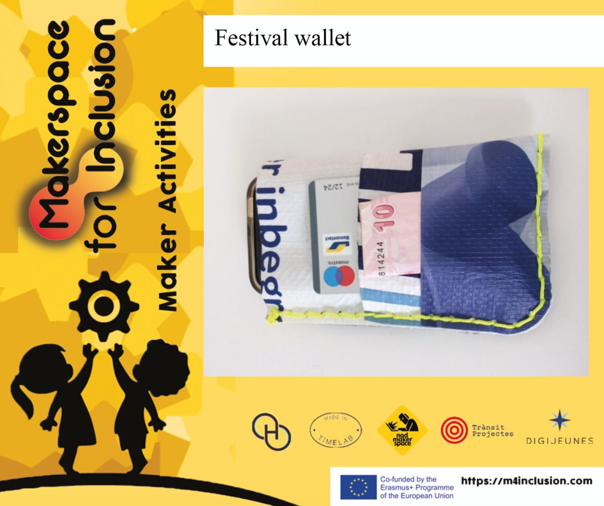 Festival Wallet