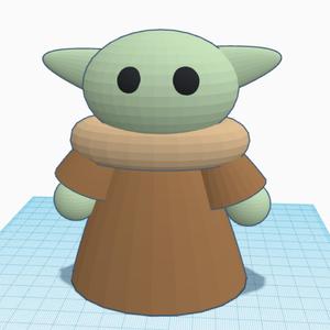 Make Baby Yoda