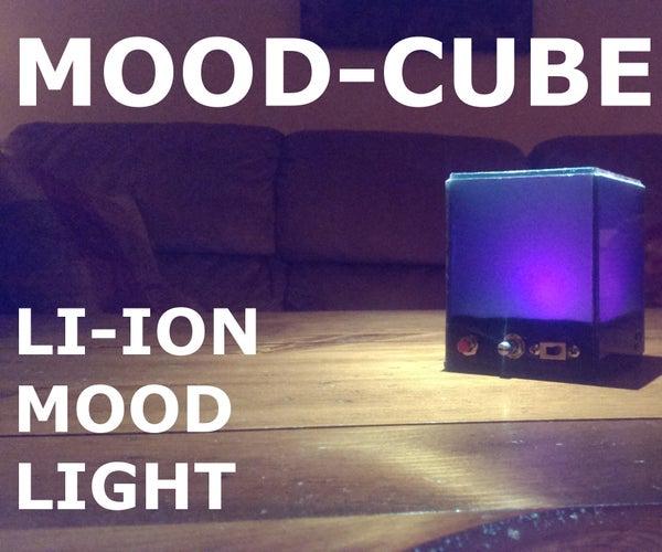 Mood-Cube (Li-ion Mood Light)