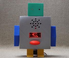 Microbit谈话机器人