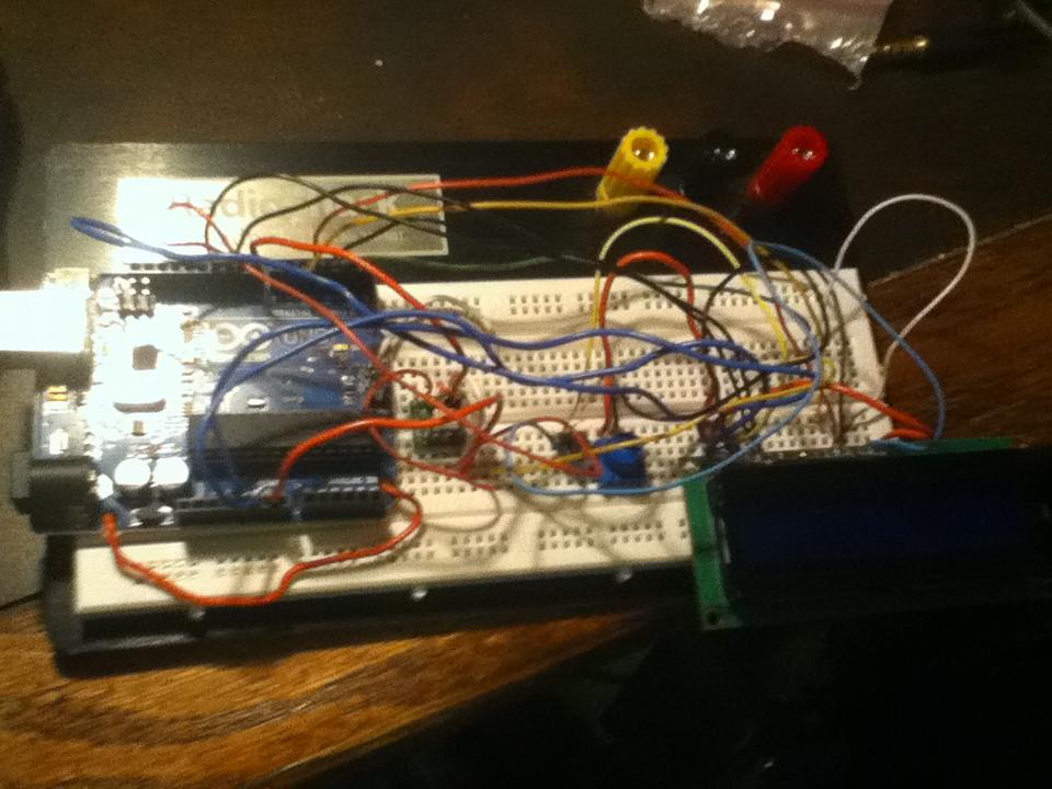 Arduino Asteroid Game