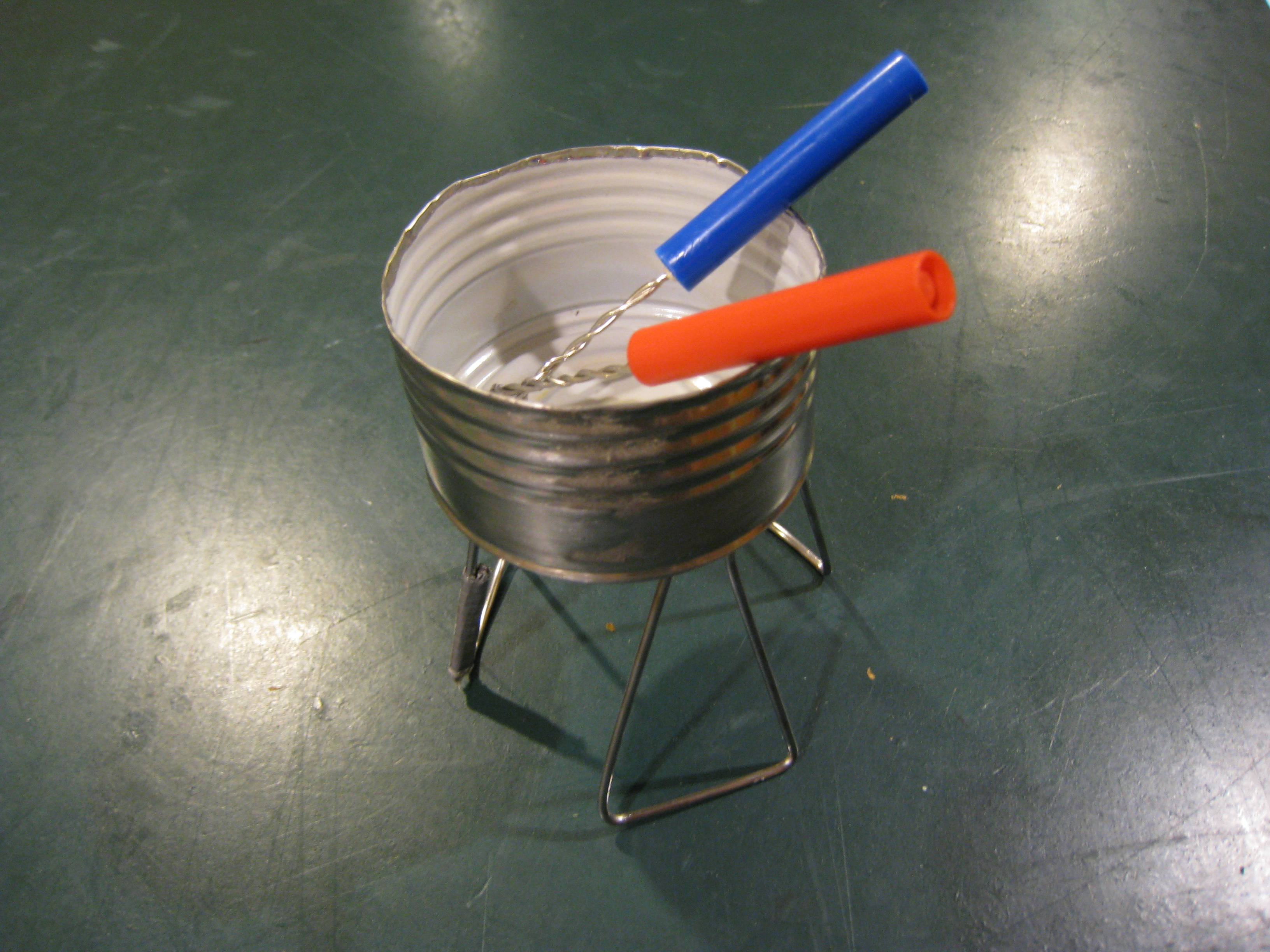 The Office Fondue Pot