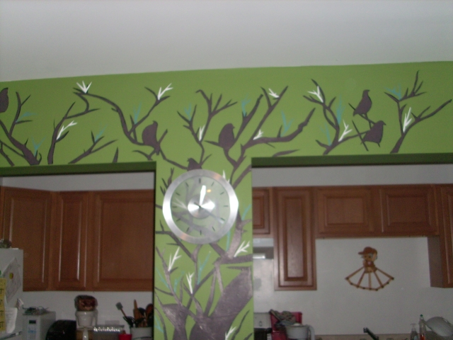 $10 Removable Wall Art