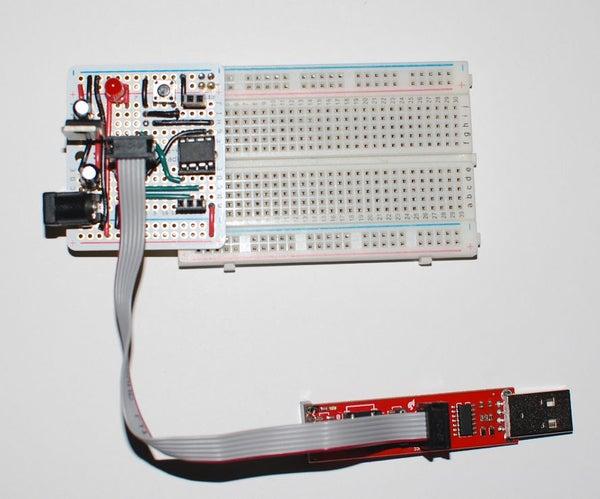 Attiny85 Mini-Arduino