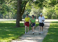 Go for a Walk and Exercise in Your Neighborhood.