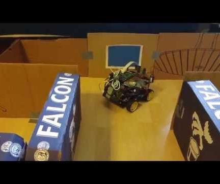 Rasperino - Autonomous/Web Controlled Raspberry Pi & Arduino Robot