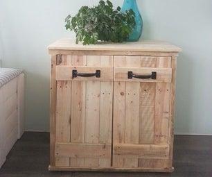 Garbage & Recycling Box