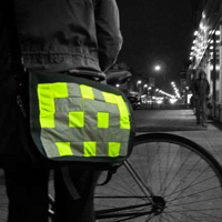 Reflector Bag Badge