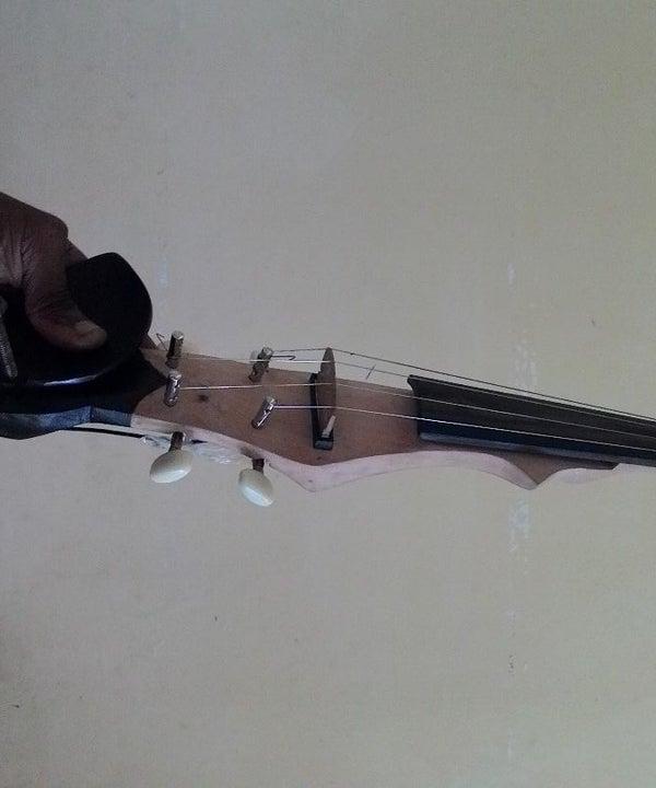 Headless Electric Violin
